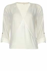 Kocca |  Wrap blouse | natural  | Picture 1