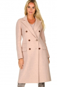 Arma | Woolen jacket Touraine | pink  | Picture 2
