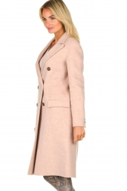Arma | Woolen jacket Touraine | pink  | Picture 5