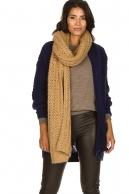 Be Pure | Scarf Milou | camel  | Picture 2