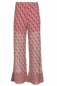 Kocca |  Pallazzo trousers Hill | multi  | Picture 1