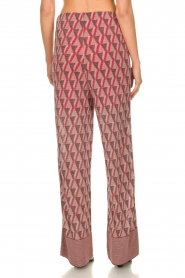 Kocca |  Pallazzo trousers Hill | multi  | Picture 5