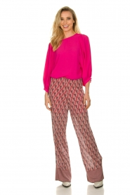 Kocca |  Pallazzo trousers Hill | multi  | Picture 3