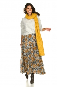 Be Pure | Scarf Milou | yellow  | Picture 6
