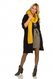 Be Pure | Scarf Milou | yellow  | Picture 3