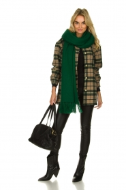 American Vintage |  Oversized coat Billy | green  | Picture 3
