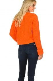 American Vintage | Knitted sweater Boolder | orange  | Picture 5