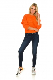 American Vintage | Knitted sweater Boolder | orange  | Picture 3