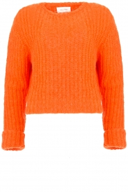 American Vintage | Knitted sweater Boolder | orange  | Picture 1