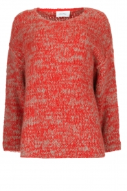 American Vintage | Knitted sweater Boolder | red   | Picture 1