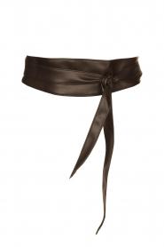 Kocca |  Wrap belt Deiva | black  | Picture 1