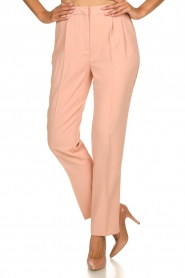 American Vintage | Trousers Dida | nude  | Picture 2