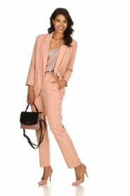 American Vintage | Oversized blazer Dida | nude  | Picture 3