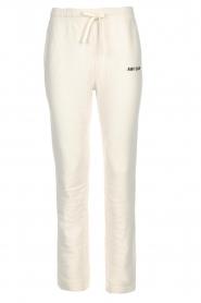 American Vintage | Sweatpants Hannah | beige  | Picture 1