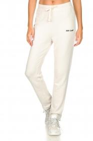 American Vintage | Sweatpants Hannah | beige  | Picture 2