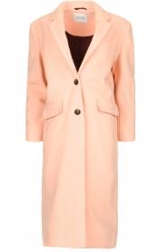 American Vintage | Woolen coat Bilofield | pink  | Picture 1