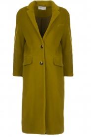 American Vintage | Woolen coat Bilofield | green  | Picture 1