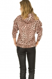 Set |  Sweater with leopard print Ria | animal print  | Picture 6