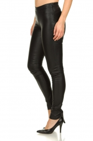 Dante 6 | Leather legging Campbell | black  | Picture 4