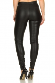 Dante 6 | Leather legging Campbell | black  | Picture 5