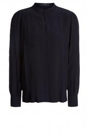 Set |  Classic blouse Alice | black  | Picture 1