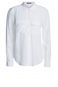 Set     Blouse with pockets Daz   white    Picture 1