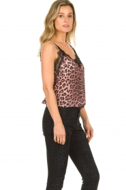 Set |  Lace top with leopard print Jula | animal print  | Picture 3