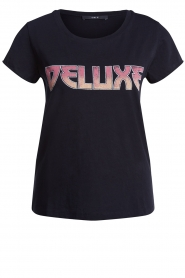 Set |  Printed T-shirt Deluxe | black  | Picture 1