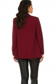 Aaiko |  Oversized blazer Tamilla | red  | Picture 6