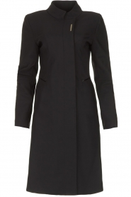 D-ETOILES CASIOPE | Coat Soiree | black  | Picture 1