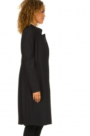 D-ETOILES CASIOPE | Coat Soiree | black  | Picture 5