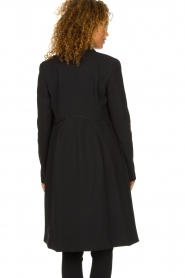 D-ETOILES CASIOPE | Coat Soiree | black  | Picture 6