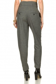 Set |  Wollen trousers Sophie | grey  | Picture 5