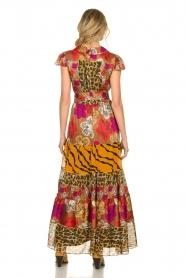 Silvian Heach |  Maxi dress with print Abbiati | multi  | Picture 5