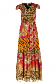 Silvian Heach |  Maxi dress with print Abbiati | multi  | Picture 1