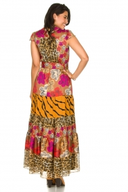 Silvian Heach |  Maxi dress with print Abbiati | multi  | Picture 5