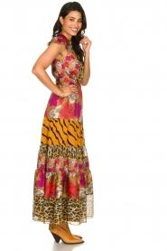 Silvian Heach    Maxi dress with print Abbiati   multi    Picture 4