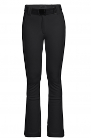 Goldbergh |  Ski pants with belt Pippa | black  | Picture 1