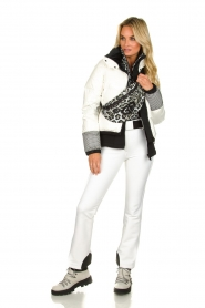 Goldbergh |  Ski pants Pippa | white  | Picture 3