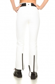 Goldbergh |  Ski pants Pippa | white  | Picture 5