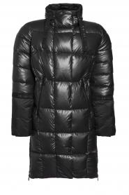 Goldbergh |  Long down jacket Gisunn | black  | Picture 1
