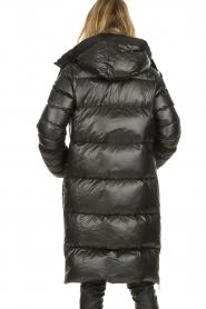 Goldbergh |  Long down jacket Gisunn | black  | Picture 5