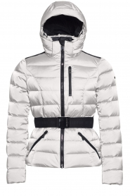 Goldbergh |  Down ski jacket Soldis | natural  | Picture 1