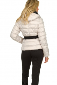 Goldbergh |  Down ski jacket Soldis | natural  | Picture 6