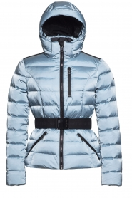 Goldbergh |  Down ski jacket | blue   | Picture 1