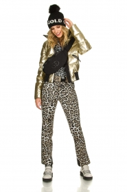 Goldbergh |  Leopard ski pants Roar | animal  | Picture 3