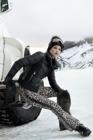 Goldbergh |  Leopard ski pants Roar | animal  | Picture 6