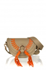 Silvian Heach | Leather bag Indi | natural  | Picture 1