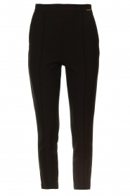 ELISABETTA FRANCHI    Stretch trousers Forte   black    Picture 1