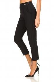 ELISABETTA FRANCHI    Stretch trousers Forte   black    Picture 4